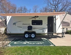 Forest River RV Flagstaff Shamrock 23SS
