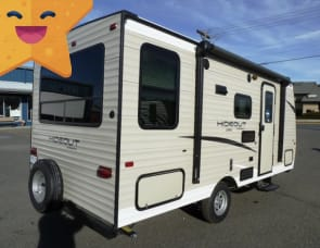 Keystone RV Hideout Single Axle 177LHS