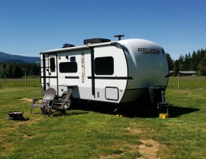Forest River RV Rockwood Geo Pro 19FBS