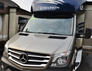 Thor Motor Coach Citation Sprinter 24SL