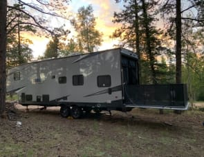 Forest River RV Vengeance Rogue 295A18