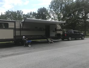 Wildwood Travel trailer