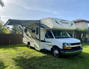 Coachmen RV Freelander 21QB  Chevy 4500