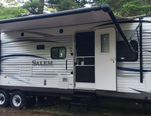 Forest River RV Salem 32BHDS