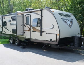 Winnebago Industries Towables Ultralite 27RBDS