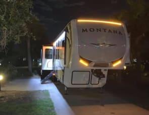 Keystone Montana 3950br