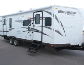 Forest River RV Rockwood Wind Jammer 3008W