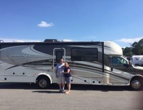 Coachman Concord 300TS