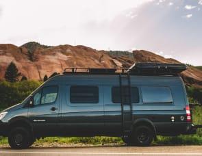 Adventure Camping van
