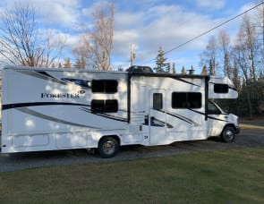 Forest River RV Forester LE 3251DSLE Ford