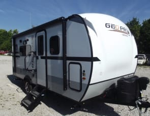 Forest River RV Rockwood Geo Pro 17PR