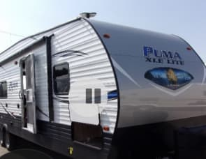 Palomino Puma XLE Lite 27RBQC