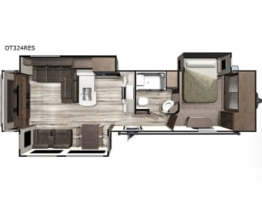 Highland Ridge RV Open Range Roamer OT324RES