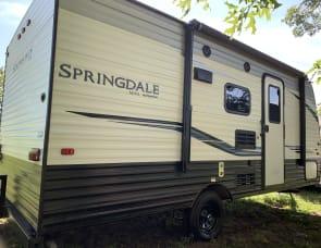 Keystone RV Springdale Mini 1800 BH