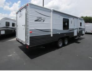 Crossroads RV 278rr Solar Equipped