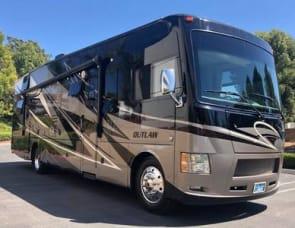 Achiever travel trailer