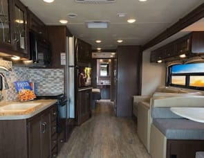 Remi the RV Thor  Hurricane 35m