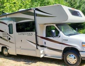 Coachmen RV Leprechaun 230CB Ford 350