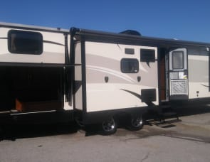 Forest River RV Vibe 312BHS