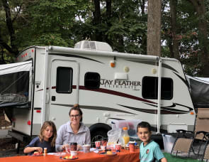 Jayco Jay Feather Ultra Lite X17Z