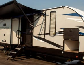 Forest River RV Cherokee Alpha Wolf 33 BH-L
