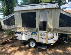 Coachmen RV Viking Camping Trailers 1706 LS Series