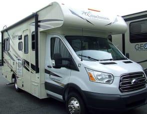 Coachmen RV Freelander 20CB  Ford Transit