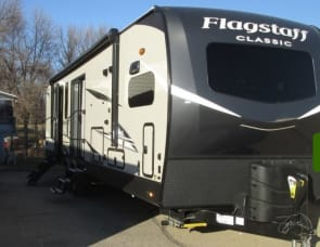 Forest River RV Flagstaff Classic 832CLSB
