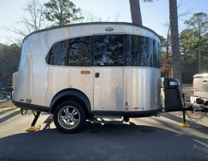 Airstream Basecamp with Solar Power Included