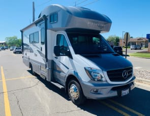 Mercedes Diesel Winnebago 24D- Grand Rapids MI