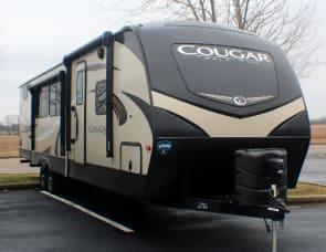 Keystone Cougar XLite 34TSB