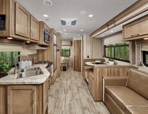 Brand New Odyssey 26d!!! Glamping at it's best!!!