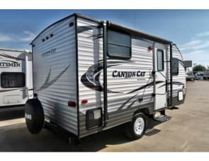 Palomino Canyon Cat 15UDC