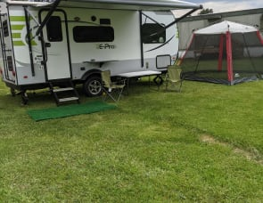Forest River RV Flagstaff E-Pro 19FBS