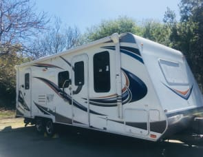 Lance Lance Travel Trailers 2185