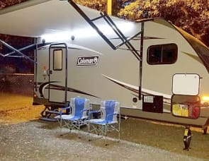 Dutchmen RV Coleman Light LX 1605FB