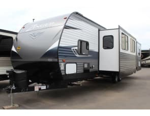 CrossRoads RV Zinger ZR320FB
