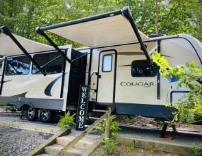 Keystone RV Cougar Half-Ton Series 34TSB