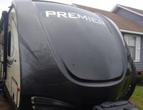 Keystone RV Premier Ultra Lite 22RBPR