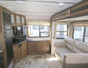 Keystone RV Cougar Half-Ton Series 27RESWE