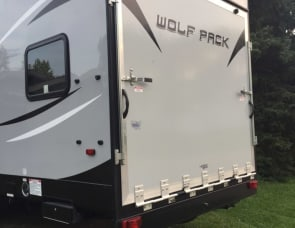 Forest River RV Cherokee Wolf Pack 25PACK12