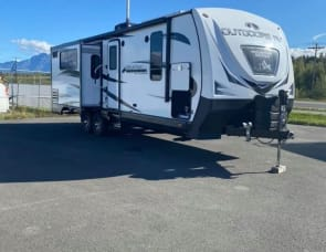 Outdoors RV Black Stone Mountain Series 250RKS