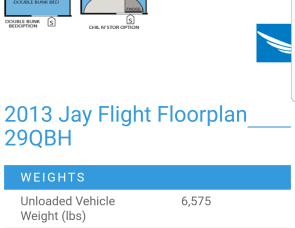 Jayco Jay Flight 28BHS