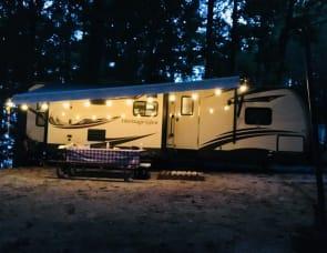 Forrest River Wildwood Heritage Glen 272RLS