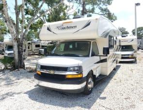 Coachmen RV Freelander 27QB Chevy 4500