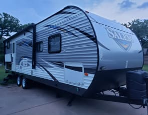 Forest River RV Salem 27DBK