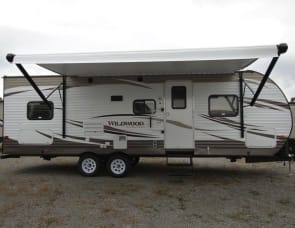 Forest River RV Wildwood 26TBSS