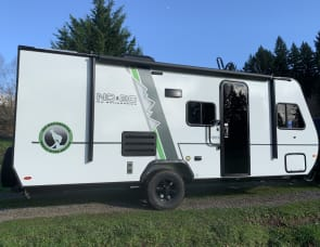 Forest River RV No Boundaries NB19.8