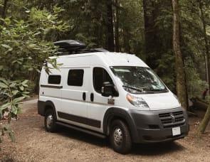 ProMaster Camper Van