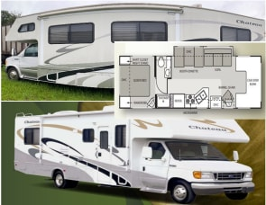 Four Winds RV Chateau 31P